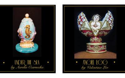 Uova di Pasqua Stile Faberge Collaborazione