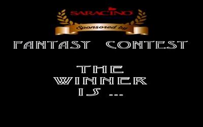 Saracino Fantasy Contest