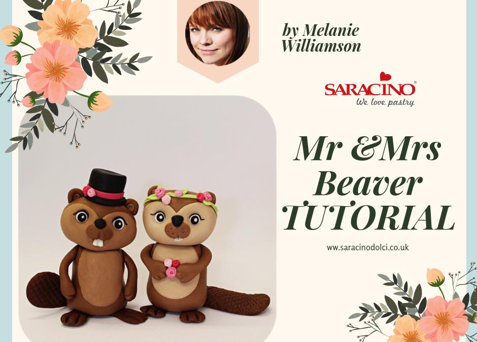 Mr & Mrs Beaver Tutorial