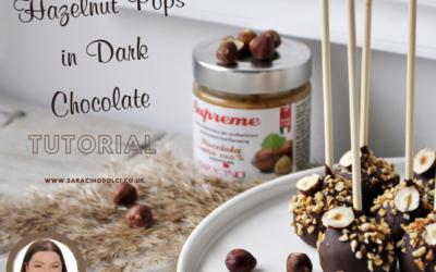 CAKEPOPS al Cioccolato e Nocciola